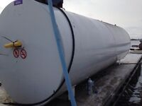 Huge L 1000 g fuel tank @7 years old excellent condition $1600