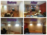 Professional Interior & Exterior Painting Services & More