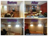 Interior & Exterior Painting Services & Home Repair
