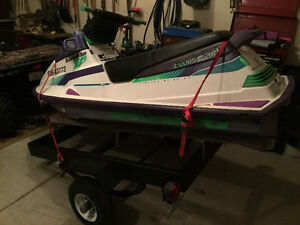 Seadoo XP and Trailer