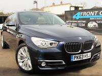 2013 BMW 5 SERIES 530D LUXURY GRAN TURISMO AUTOMATIC 3.0 DIESEL HATCHBACK DIESEL