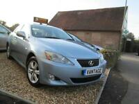 Lexus IS 220d SAVE £1000 WAS £4000 NOW DIESEL 2006/56