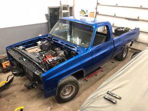 86 GMC pickup