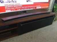 Samsung curved soundbar 300w