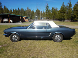 '65 Mustang Coupe - all original!
