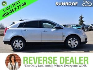 2010 Cadillac SRX Luxury Collection, Leather AWD & Loaded!