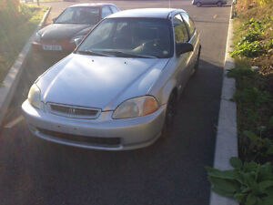 Honda Civic 98 automatique