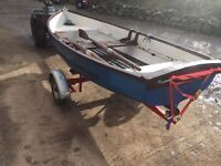 10ft Fishing boat