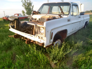 75 gmc for parts