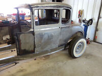 Model A Coupe Bodies For Sale