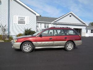 2002 Subaru Outback AWD