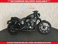 HARLEY-DAVIDSON SPORTSTER XL 883 N IRON 16 MOT TILL APRIL 2019 LOW MILES 2016 16