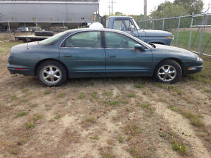 1997 Oldsmobile Aurora Loaded Sedan
