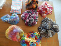 Lacy Knit Scarves for Sale