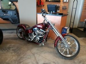 2008 Harley-Davidson Softtail Custom