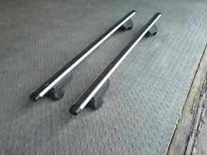 Aluminum Aero roof rack cross bars
