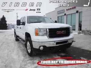 2011 GMC Sierra 2500HD SLE Crew Cab 4WD **CLOTH SEATS!! DIESEL!!