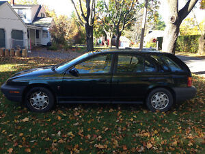 1997 Saturn S-Series Wagon MUST SELL ASAP