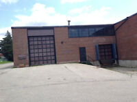 DUFFERIN/LAWRENCE--RETAIL/WAREHOUSE SPACE FOR LEASE-IMMEDIATE