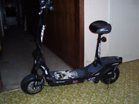 E-Zip 400 electric scooter