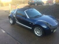 Smart Car Roadster 0.7 Coupe convertible
