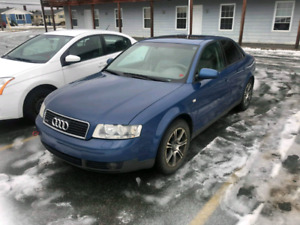 2003 AUDI QUATRO 1.8 TURBO AWD (LICENCED AND INSPECTED)