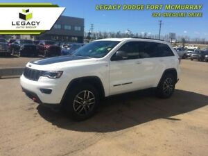 2017 Jeep Grand Cherokee Trailhawk  COOLED SEATS, PARK ASSIST, N