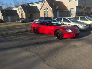2003 Mitsubishi Eclipse GS Convertible