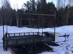 Quad/sled/boat trailer