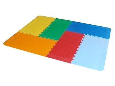 Tappeto arcobaleno morbido antitrauma per sicurezza - Tappeto ikea bambini ...