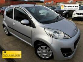 image for 2013 62 PEUGEOT 107 1.0 ACTIVE 5D 68 BHP