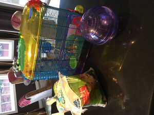 Hamster Cage GOOD CONDITION