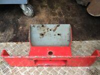 Early Massey Ferguson 135 weight frame