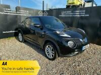 2016 Nissan Juke 1.2 DIG-T N-Connecta (s/s) 5dr SUV Petrol Manual
