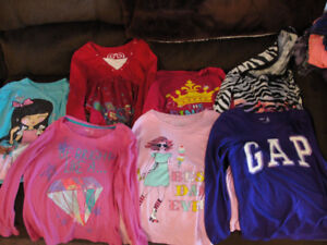 Beautiful lot of girls clothes Size 7 - 8