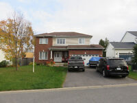 3 + 1 Single Family Home in Desireable Stittsville Neighbourhood