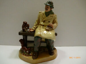 Royal Doulton Figurine (Lunchtime) Kingston Kingston Area image 1
