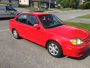 2004 Hyundai Accent Other