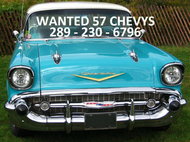1957 CHEVROLET PROJECT OR COMPLETE CARS FOR PARTS OR RESTO CA$H ...