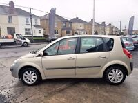 Renault Scenic MPV 56 Plate, 62k on the clock, long MOT, camblet changed, recent service