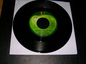 Record. James Taylor on Beatles' Apple Rcds. Carolina In My Mind
