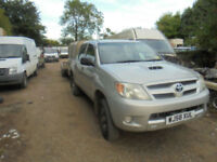 Toyota Hi-Lux 2.5D-4D 4WD ( Euro IV ) Extra Cab HL2