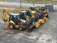 snow plow driver and loader operators