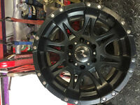 RACELINE WHEELS 6 BOLT CHEVY
