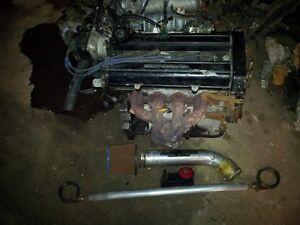 !! ACURA INTEGRA 1.8L  LS ENGINE ENGINE !!