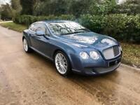 Bentley Continental 6.0 W12 ( 600bhp ) Auto 2008MY GT Speed