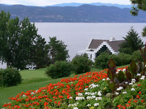 3 Bdrm Condo at Lake Okanagan Resort