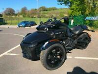 2020 Can-Am Spyder Roadster 1330cc F3 SE6 TRIKE BRAND NEW AND READY TO GO