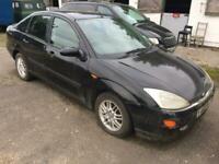 2001 Ford Focus 1.8TDdi Ghia Classic 4dr (boot) Diesel Barn find £595