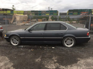 PART OUT 2001 BMW 7-Series 740 IL E38